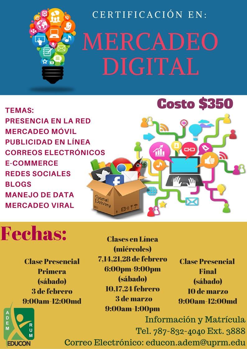 Promo Mercadeo Digital